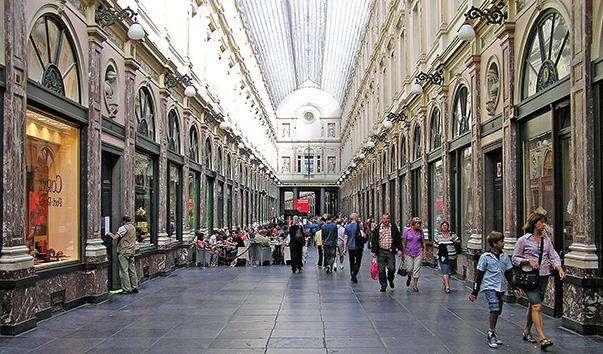 Універмаг Galleries Royales St Hubert