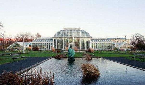Ботанічний сад університету Хельсінкі