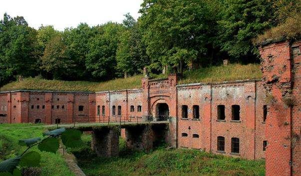 Форт №5 Король Фрідріх-Вільгельм III