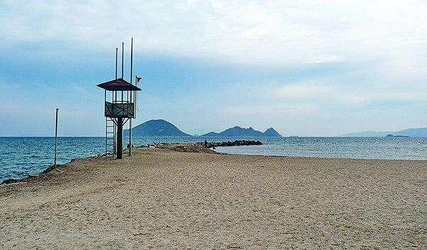Пляж Тургутрейс
