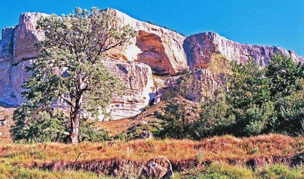 Печерне місто Качи-Кальон