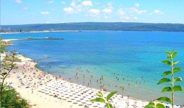 Міський пляж Варни