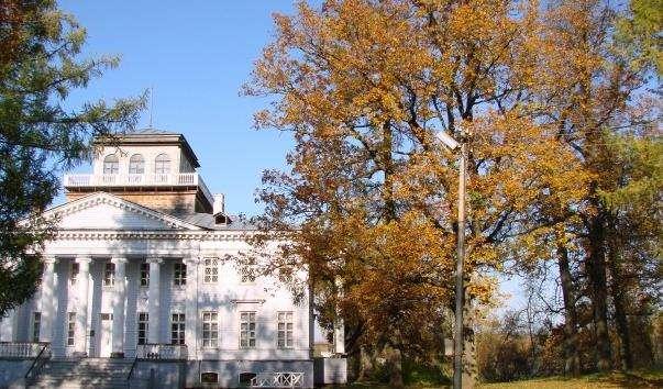 Будинок Набокова в Рождествено