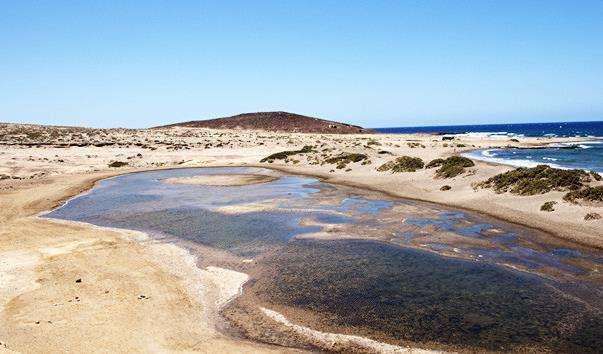 Пляж Ель-Медано