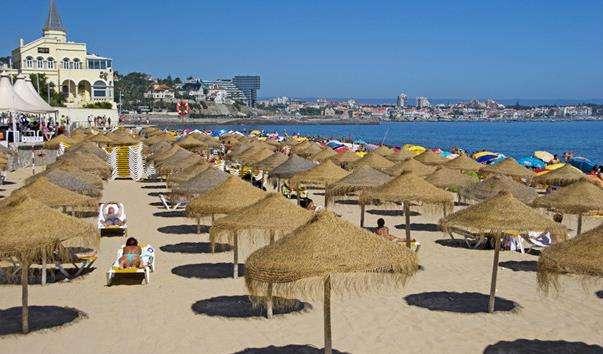 Пляжі Ешторіла