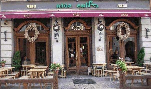 Ресторан Lido Alus Seta