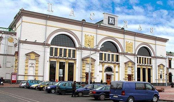 Вітебський вокзал