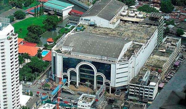 Торговий центр Pantip Plaza IT City