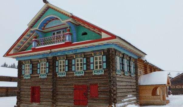 Архітектурно-етнографічний музей Семенково