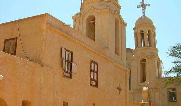 Монастир Аль Барамос
