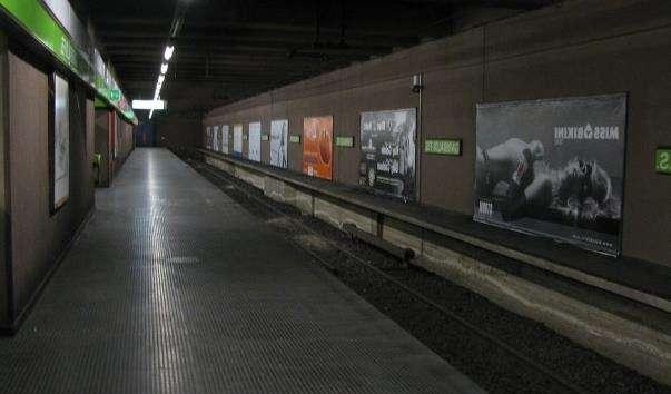 Міланський метрополітен