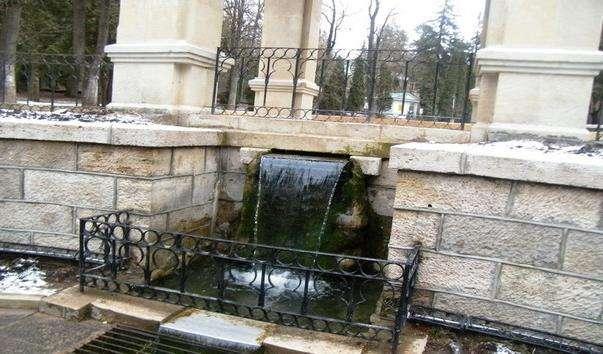 Водоспад Кришталева струмінь