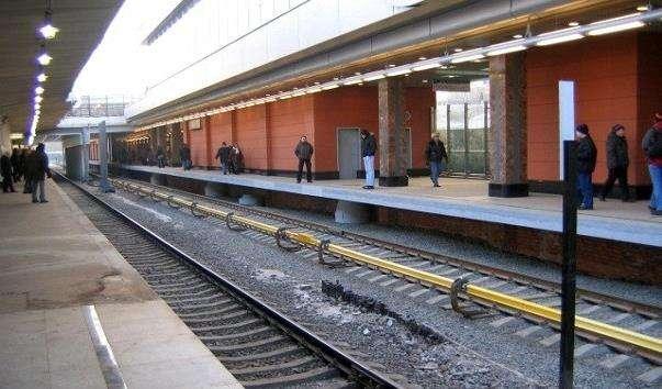 Станція метро Кунцевская