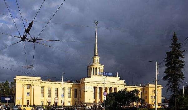 Вокзал Петрозаводська