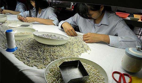Фабрика перлів