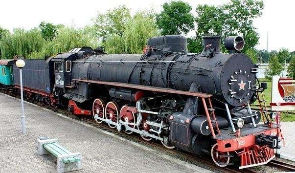 Брестський залізничний музей