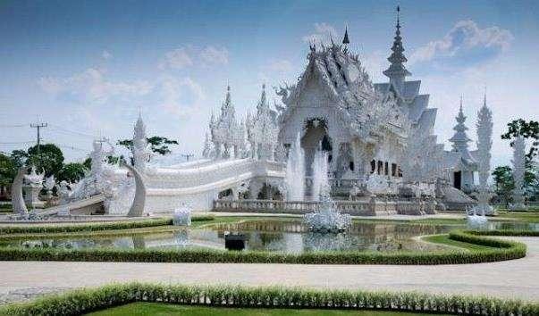 Храм Ват Ронг Кун (Білий Храм)