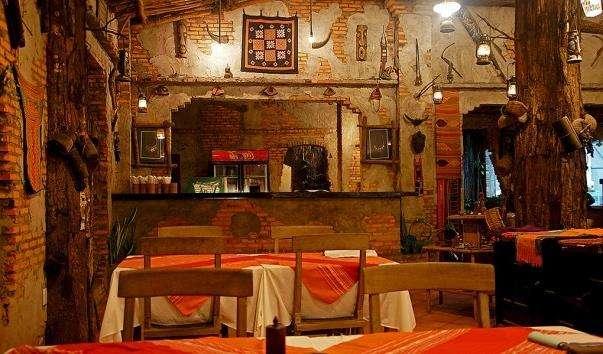 Ресторан Rung Forest