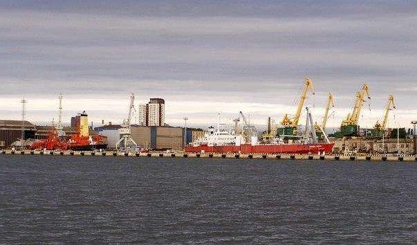 Порт Клайпеди