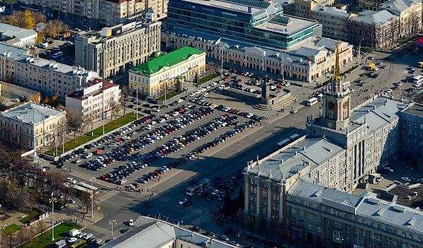 Площа 1905 року