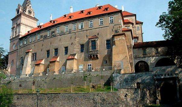 Замок Брандис над Лабем