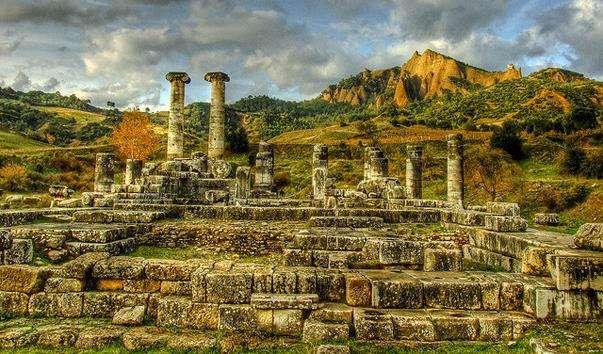 Античний місто Сард