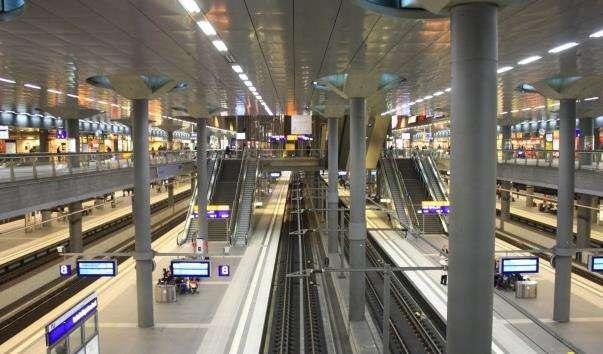 Центральний вокзал Берліна