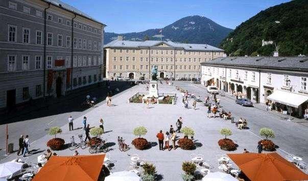Площа Моцарта