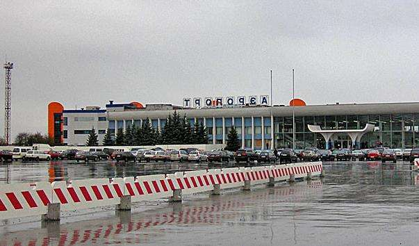 Аеропорт Калінінграда