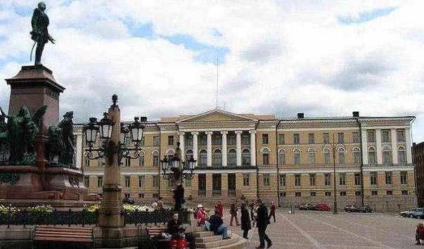 Університет Гельсінкі