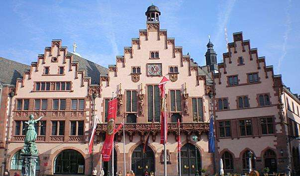Будинок Великий ангел у Франкфурті-на-Майні