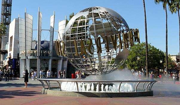 Парк розваг Universal Studios Hollywood