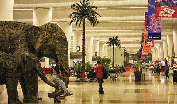 Міжнародний аеропорт ім. Індіри Ганді