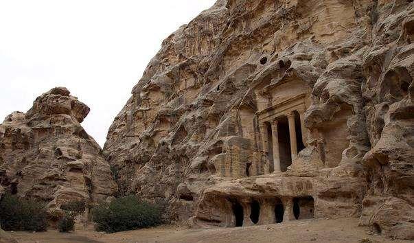 Стародавнє поселення Al-Beidha