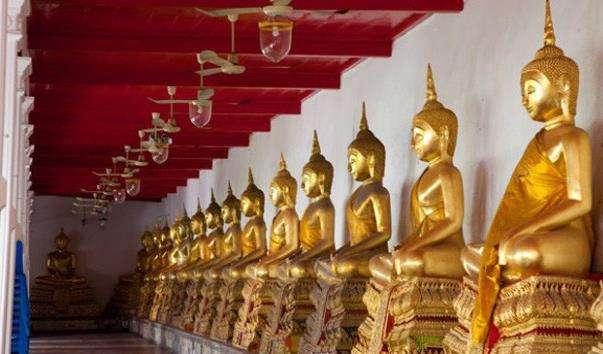 Храм Великої Реліквії — Ват Махатхат