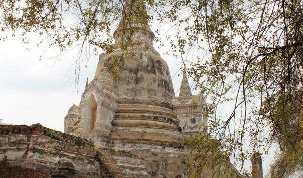 Храм Ват Прасисанпхет