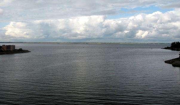 Волгоградське водосховище