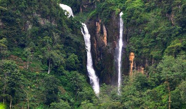 Водоспад Пуна