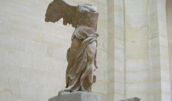 Статуя Ніка Самофракийская