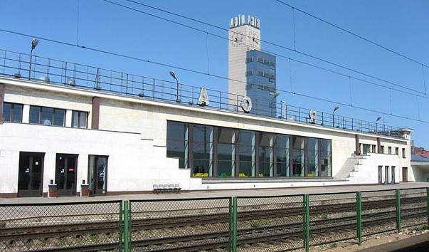 Ризький центральний вокзал