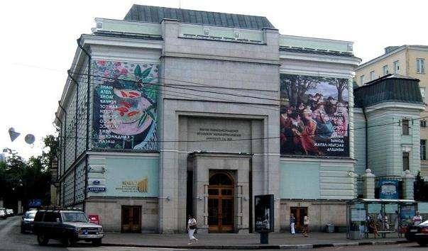Галерея мистецтва країн Європи та Америки ХІХ-ХХ століть