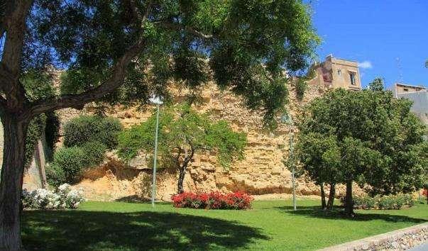 Міська стіна Таррагони