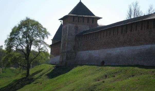 Златоустівська вежа Новгородського Кремля