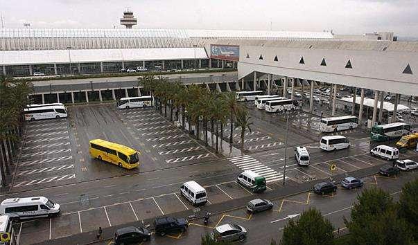 Аеропорт «Сон Сан Хуан»