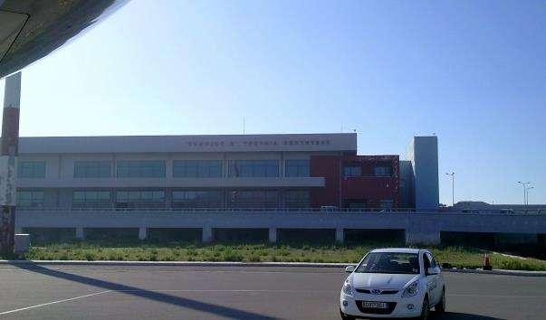 Міжнародний аеропорт Закінф «Соломос»
