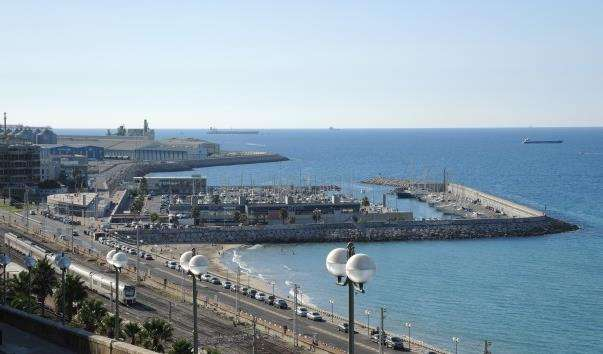 Морський порт Таррагони