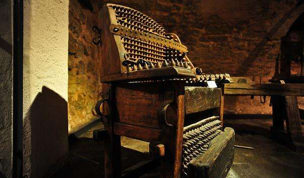 Музей знарядь середньовічних тортур