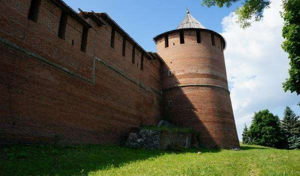 Борисоглібська вежа Нижегородського кремля
