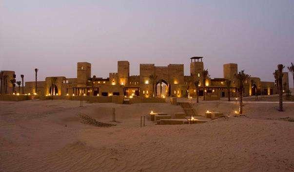 Пустельний курорт Аль-Сахра