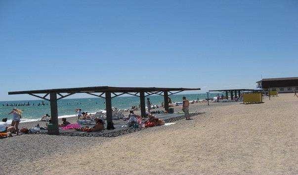 Пляж Сонечко